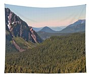 Nisqually Valley In Color Tapestry