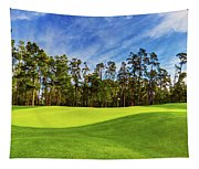 No. 14 Chinese Fir 440 Yards Par 4 Tapestry