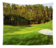No. 4 Flowering Crabapple Par 3 240 Yards Tapestry