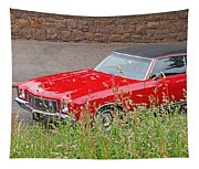 No Hiding Place - Monte Carlo Ss 1970 Tapestry