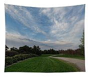 Pathway To The Sky Tapestry