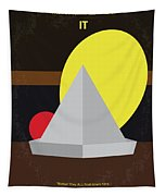 No043 My It Minimal Movie Poster Tapestry