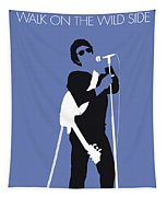 No068 My Lou Reed Minimal Music Poster Tapestry