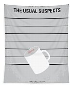 No095 My The Usual Suspects Minimal Movie Poster Digital