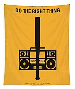 No179 My Do The Right Thing Minimal Movie Poster Tapestry