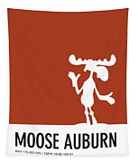 No19 My Minimal Color Code Poster Bullwinkle Tapestry