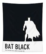 No20 My Minimal Color Code Poster Batman Tapestry