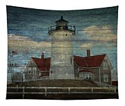 Nobska Lighthouse 2 Tapestry