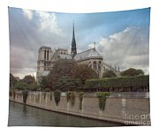 Norte Dame De Paris Tapestry