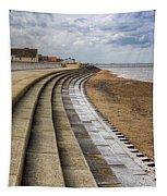 North Beach Heacham Norfolk Tapestry