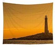 North Light Morning Glow Tapestry