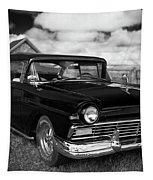 North Rustico Vintage Car Prince Edward Island Tapestry