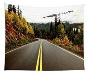 Northern Highway Yukon Tapestry