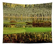 Northern Lake Tapestry