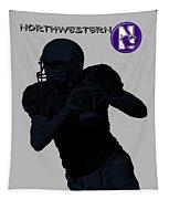 Northwestern Football Tapestry