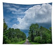 Northwoods Road Trip Tapestry