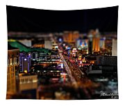 Not Everything Stays In Vegas - Tiltshift Tapestry