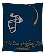 Notre Dame Fighting Irish Helmet Tapestry