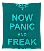 Now Panic 12 Tapestry