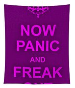 Now Panic 14 Tapestry