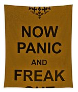 Now Panic 23 Tapestry