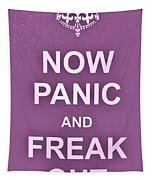 Now Panic 7 Tapestry