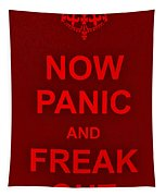 Now Panic 9 Tapestry