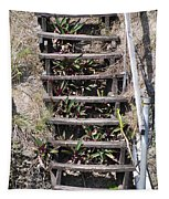 Nowhere Stairs Tapestry