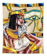 Nubian Queen Tapestry