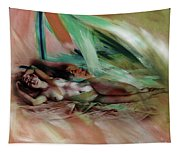Nude 0221c1 Tapestry