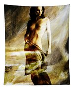 Nude 026e Tapestry