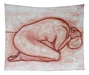 Nude 19 Tapestry