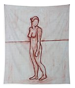 Nude 39 Tapestry