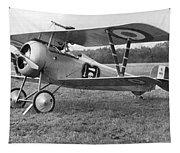 Nungesser's Nieuport 17 Tapestry