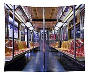 Nyc Subway Tapestry