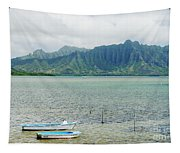 Oahu, Kaneohe Bay Tapestry