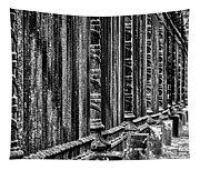 Oak Hill Cemetery Fence Tapestry
