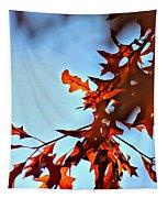 Oak Leaves 2 Tapestry
