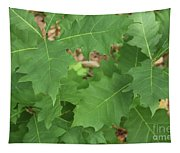 Oak Leaves Tapestry