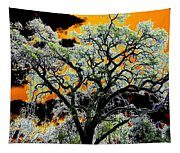 Oak Oasis Tapestry