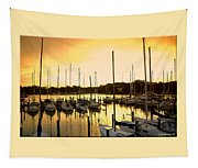 Oak Point Harbor Tapestry
