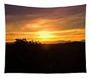 Oakrun Sunset Tapestry