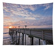 Obx Sunrise Tapestry