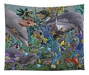 Ocean Circus Tapestry