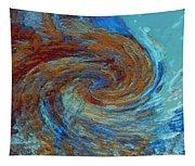 Ocean Colors Tapestry