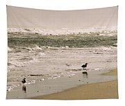 Ocean Edge Tapestry