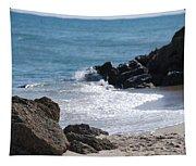 Ocean Rocks Tapestry