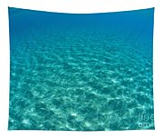 Ocean Surface Reflections Tapestry