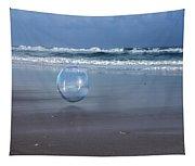 Oceanic Sphere  Tapestry