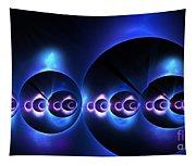 Oceanic Spheres Tapestry